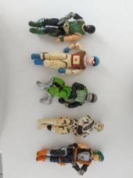 Bonecos Comando em Acao Gi Joe