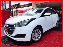 Título do anúncio: Hyundai HB20S 1.6 2016 Comfort Automático Completo Imperdível Financia 100%