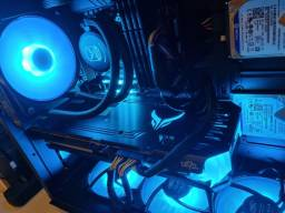 Desktop Gamer 11600KF / 32GB RAM / RX6700 XT Red Devil / 1TB SSD NVME