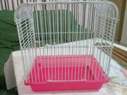 Gaiola para Hamster ou Rato Twister