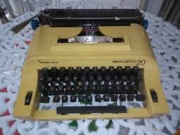 Antiguidade Maquina Escrever Remington