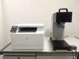 Impressora laser HP M 180 NW + Máquina Transfer