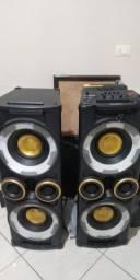 Caixa de Som Philips NX7