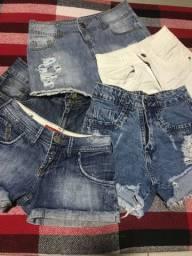 Shorts jeans do 34 ao 40 - R$ 10,00