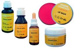 Skincare Ipanema Cosméticos , combo com 5 unidades