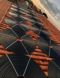 Título do anúncio: Aquecimento Solar para Piscinas - Fabricamos e Instalamos para Campinas e Região