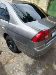 Honda Civic ano 2002 automático top demais