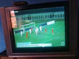 Tv 29 polegadas e conversor digital