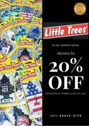 Aromatizantes original EUA - Little Trees