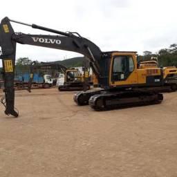 Escavadeira Volvo Ec 210 Bl<br><br>