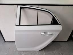 Porta Traseira Esquerda Hb20 Hatch 2012 2013 2014 2015 2016 2017 Original