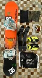 Kit snowboarding