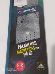 Palmilha magnética com infravermelho