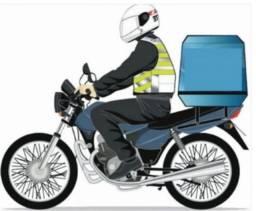 Vaga de motoboy em Linhares/ES