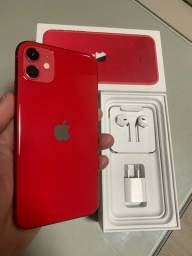 iPhone 11 64GB RED / ÓTIMO ESTADO