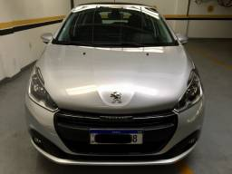 Peugeot 208 Griffe 1.6 AT. 2019/2020 - Único Dono - 18.300 KM