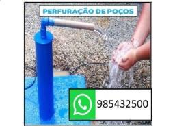 Poço artesiano Perfuração informações pelo whatsapp