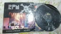 Lp Disco Rpm - Rádio Pirata