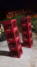 caixas de coca vazia         30,00