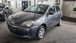 Título do anúncio: Toyota Etios X 1.3 Flex 4P