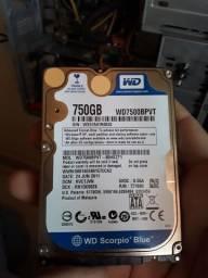 HD 160GB HD 320GB HD 750GB