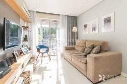 Apartamento à venda com 2 dormitórios em Menino deus, Porto alegre cod:337784