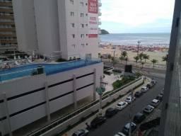Aptº  Boqueirão Praia Grande predio em frente a praia