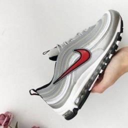 Tênis Nike Caminhada Corrida Dia Dia Academia Foto Original
