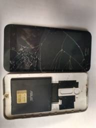 Celular Asus ZenFone Go zb500kg R$ 120,00