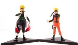 Naruto e Relâmpago Amarelo