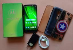 Moto G6 Play 32Gb Novinho Na Caixa