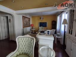 Apartamento para aluguel com 141 m² com 4 quartos