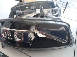 Farol modelo surf g4  máscara negra saveiro ,Paraty, surf e gol rally g4 par