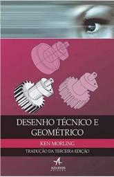 Livro desenho técnico e geométrico