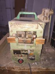 maquina de soldar serra de fita,aceito cartao