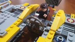 Lego Star Wars Jedi Interceptor, código 75038, 223 peças