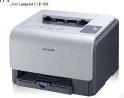 Samsung CLP - 300 - Laser Printer