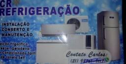 Tecnico e mecanico de Refrigeração