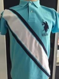 Camisa gola polo US polo Assn importada original