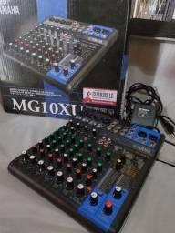 Mesa de som Yamaha MG10XU