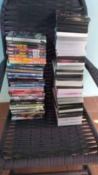 DVDs, CDS, vinil