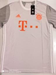 Camisa Bayern de Munique Away Adidas 20/21 - Tamanhos: P, M, G