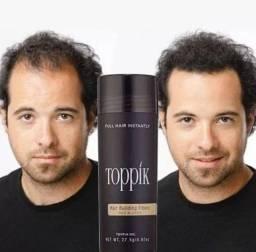 Toppik Hair 27.5g Maquiagem Para Calvície Queratina Em Pó