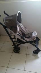 Carrinho De Bebê Chicco Liteway Usado