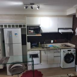 Apartamento 1 quarto - Condomínio Clube Igloo - Água Verde 2km do Centro