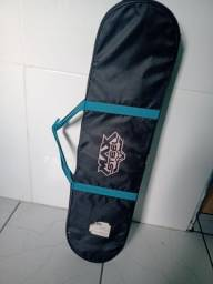 Skate Max Steel + bolsa com adevisos