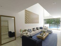 Casa de condomínio para venda tem 698 metros quadrados com 4 quartos em Alphaville I - Sal