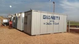 Container rental Gianeti