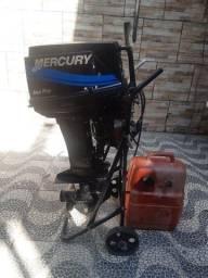 Motor de Popa Mercury 25 HP