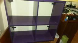 Venda de armarios de parede pra livros